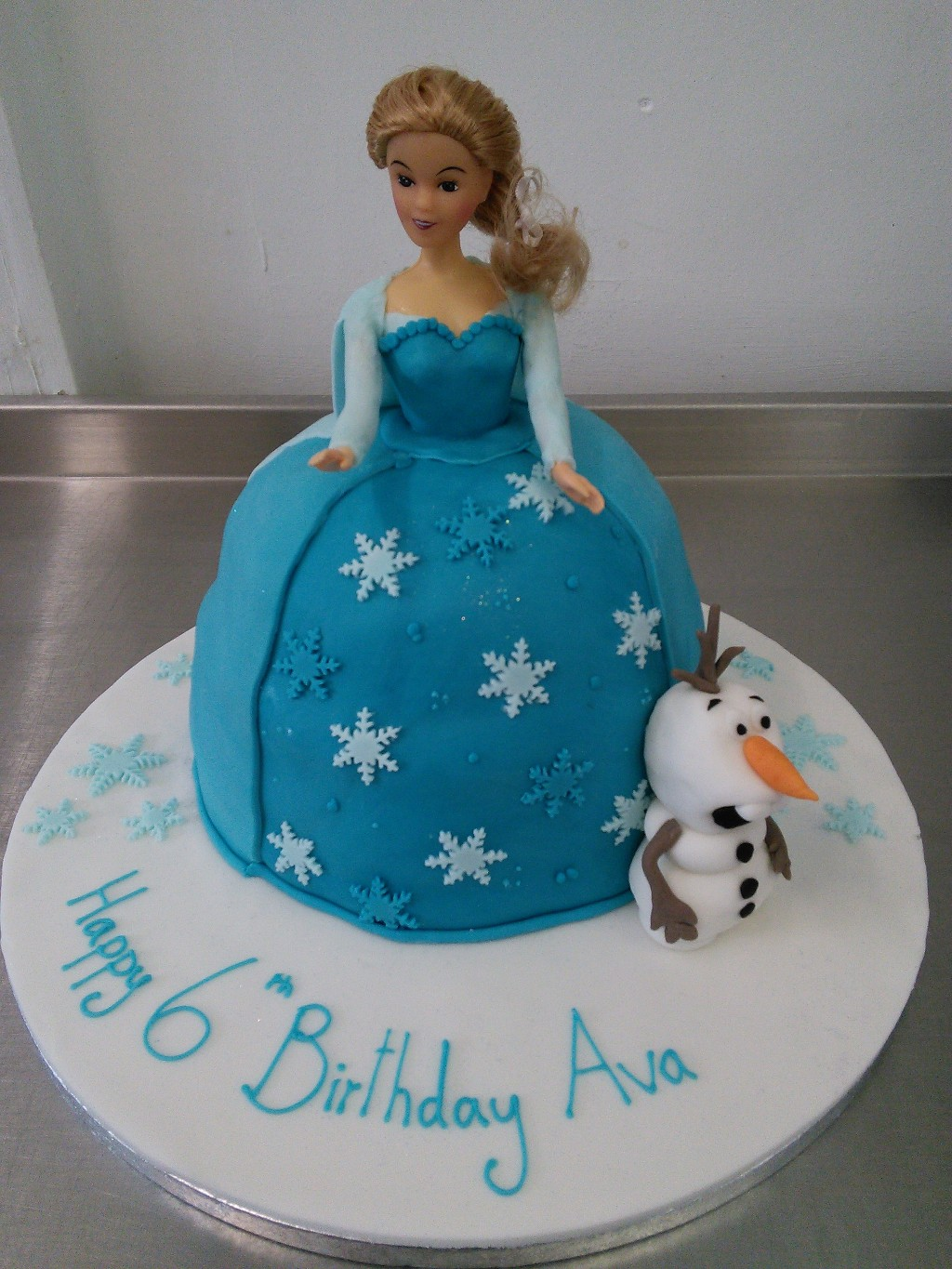 Frozen Olaf Cake Images