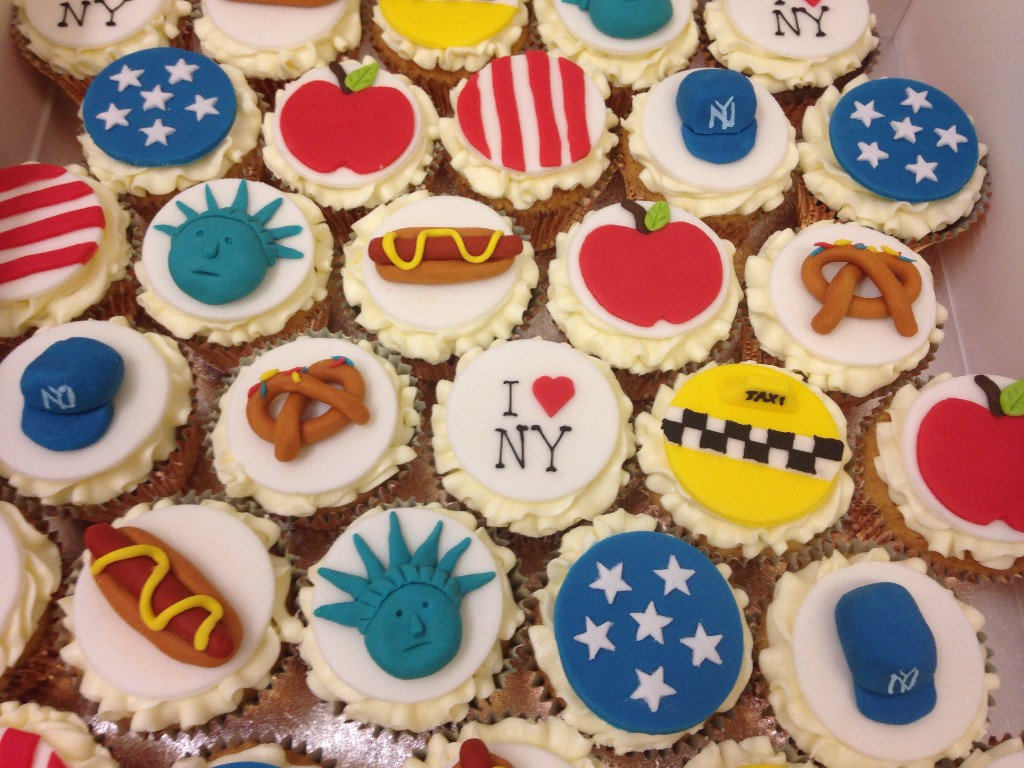 Mixture Of New York Cupcake