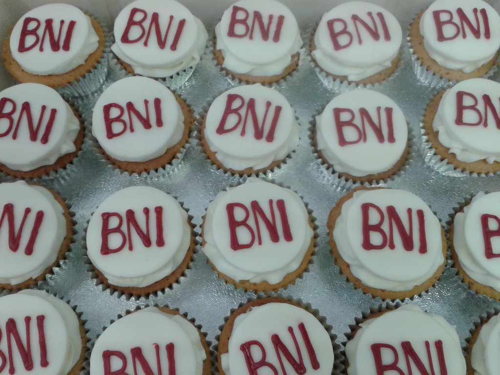 BNI Corporate Cup Cakes