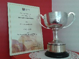 Sheffield City College Annual Bakery Competition - First Prize