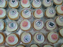 Mini Corporate Cup Cakes