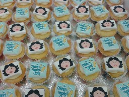 Children's Hospital Charity Cup Cakes